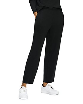 Eileen Fisher - Tapered Pull On Pants