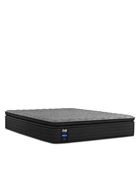 Sealy - Elm Avenue Cushion Firm Euro Pillow Top Mattress Collection