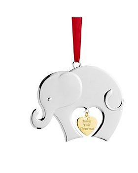Nambé - Baby's First Christmas 2020 Ornament