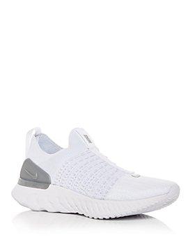 Nike - Women's React Phantom Run FK 2 Knit Slip On Sneakers