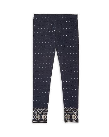 Ralph Lauren - Girls' Nordic Print Leggings - Little Kid, Big Kid