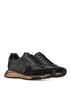 Salvatore Ferragamo - Women's Lace Up Sneakers