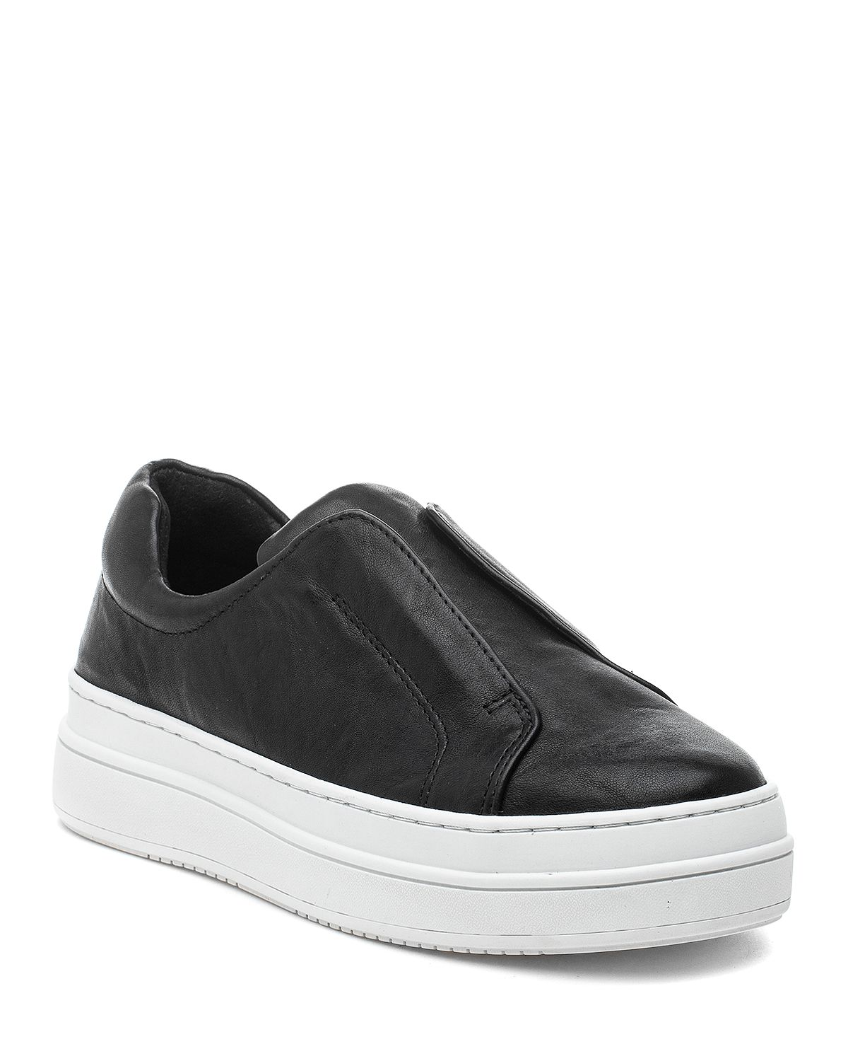 J/Slides - Women's Noel Slip On Leather Sneakers
