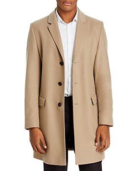 HUGO - Migor Slim Fit Top Coat