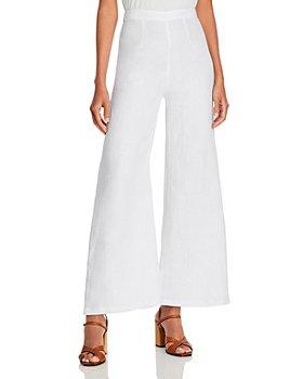 Faithfull the Brand - Sibyl Flared Linen Pants
