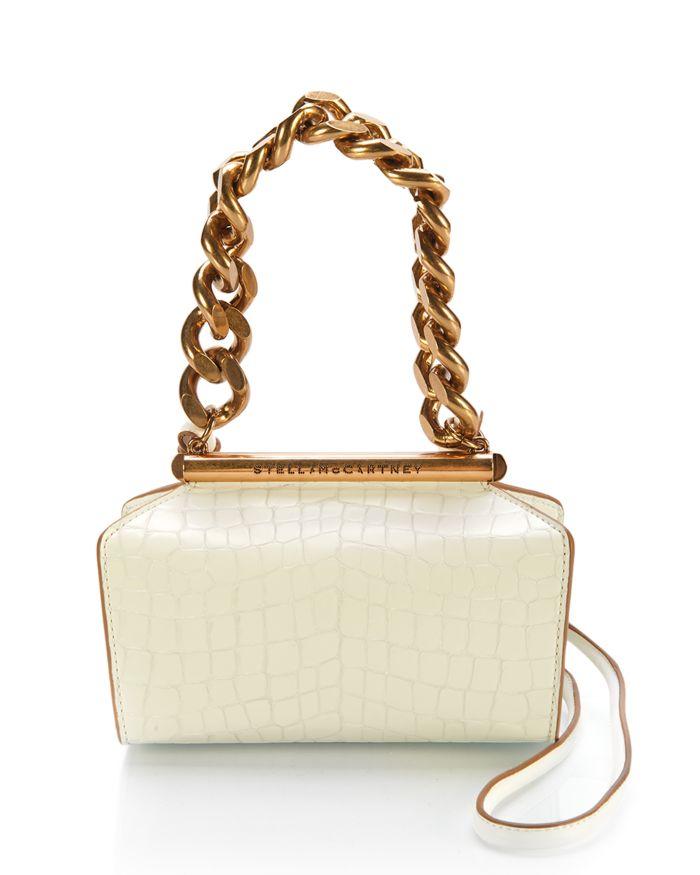 Stella McCartney Small Structured Shoulder Bag  | Bloomingdale's