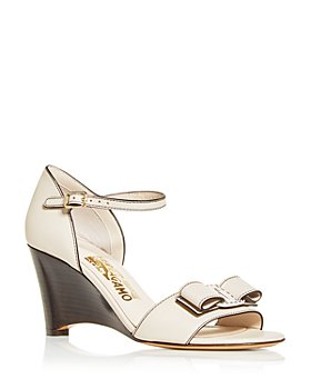 Salvatore Ferragamo - Women's Grette Wedge Sandals