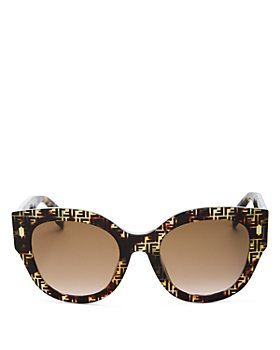 Fendi - Women's Cat Eye Sunglasses, 53mm