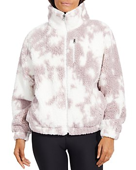 Betsey Johnson - Tie Dyed Fleece Jacket (64% off) – Comparable value $84