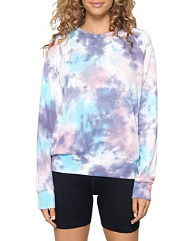 Spiritual Gangster - Old School Tie Dyed Sweatshirt & Perfect Tie Dyed Sweatpants
