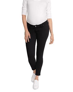 Maternity Skinny Jeans in Black