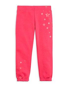 Butter - Girls' Star Print Varsity Pants - Little Kid, Big Kid