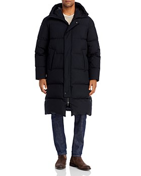 Herno - Laminar Stadium Quilted Down Coat