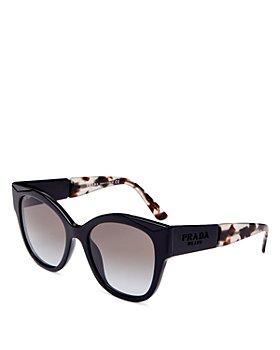 Prada - Women's Square Sunglasses, 54mm