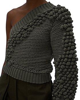 Helmut Lang - One Shoulder Sweater