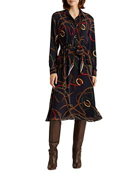 Ralph Lauren - Printed Shirt Dress