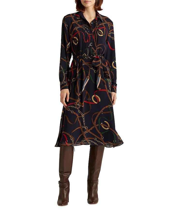 Ralph Lauren - Printed Shirt Dress