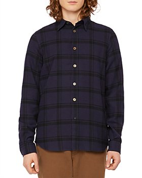PS Paul Smith - Tailored Fit Button-Down Shirt