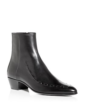 Saint Laurent - Men's Casey Pointed Toe Boots