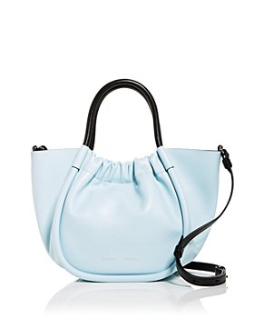 Proenza Schouler - Small Ruched Leather Tote