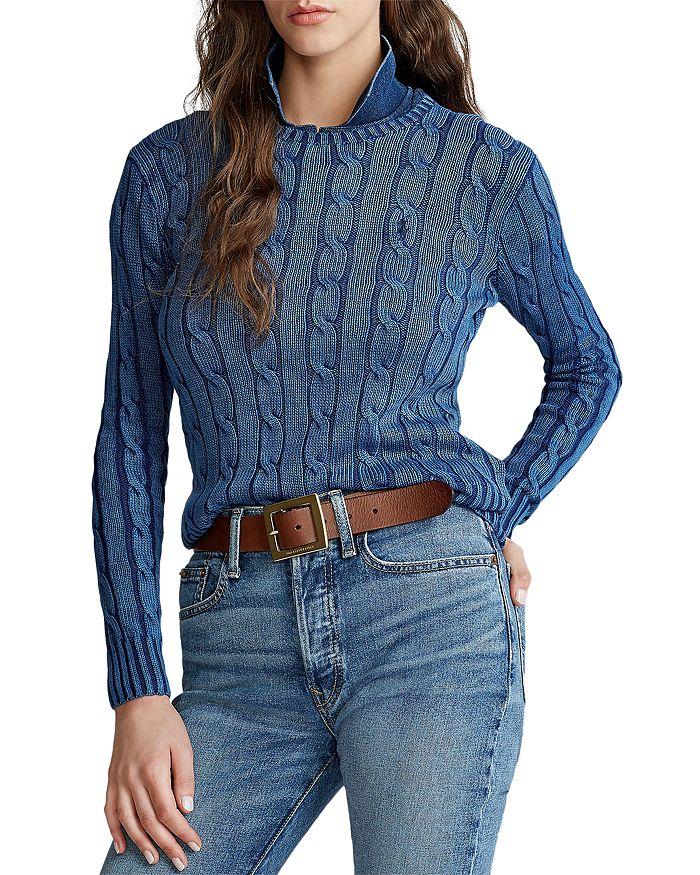 Ralph Lauren - Cable Knit Crewneck Sweater