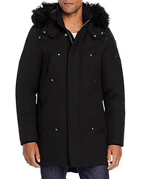 Moose Knuckles - Shearling Trimmed Parka