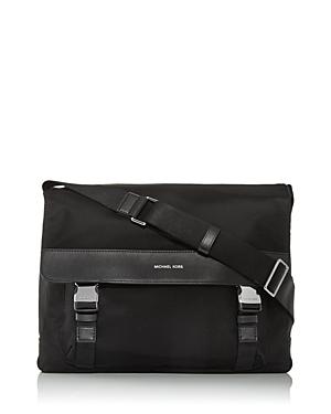 'Michael Kors Gabardine Messenger Bag