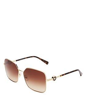 Versace - Women's Square Sunglasses, 59mm