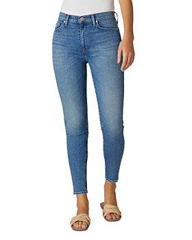 Hudson - Barbara Super Skinny Ankle Jeans in Dream Lover