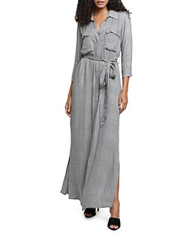 L'AGENCE - Cameron Long Shirt Dress