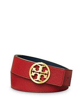 Tory Burch - Reversible Logo Belt