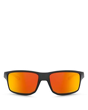 Oakley Men\\\'s Gibston Polarized Square Sunglasses, 61mm-Jewelry & Accessories