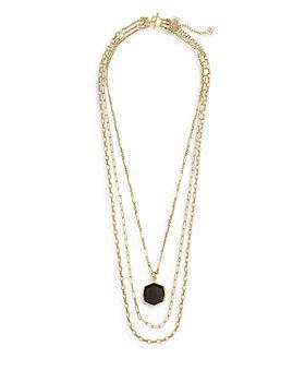 "Kendra Scott - Davis Multi-Strand Necklace, 26-32"""