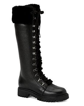 Aquatalia - Women's Joslyn Weatherproof Lace Up Boots