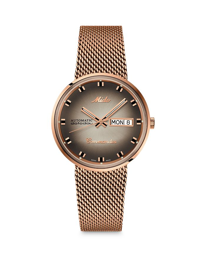 MIDO - Commander 1959 Watch, 37mm