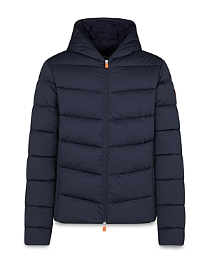 Save The Duck Angyy Hooded Technical Puffer Jacket-Men