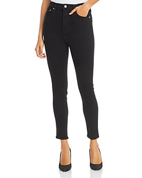 Pistola - Nadia Ultra High Rise Skinny Jeans in Night Sky