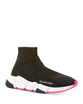 Balenciaga - Women's Speed Knit High Top Sneakers