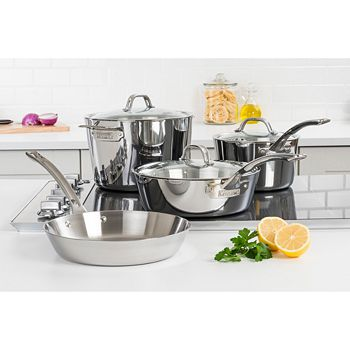 Viking - Contemporary 3 Ply 7 Piece Cookware Set