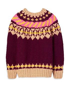 Tory Burch - Wool Fair Isle Sweater