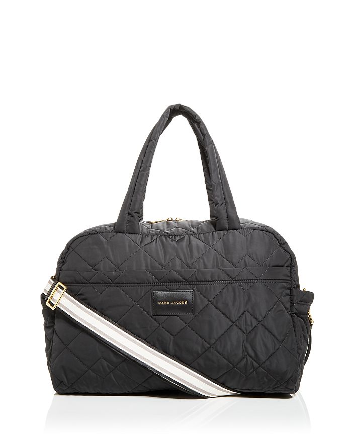 MARC JACOBS - Diamond-Quilted Large Weekender