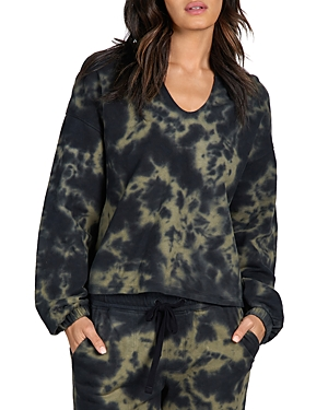 Sanctuary Cottons PERFECT TIE DYE SWEATSHIRT