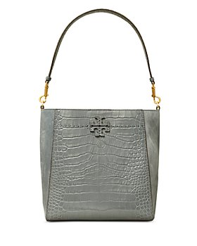 Tory Burch - McGraw Embossed Leather Hobo
