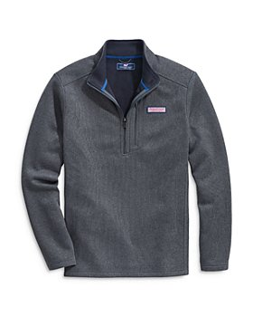 Vineyard Vines - Mountain Fleece Half-Zip Sweater