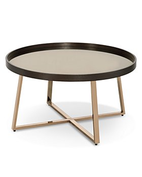 Sparrow & Wren - Jasper Mirror Top Coffee Table