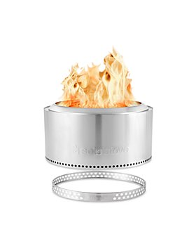 Solo Stove - Yukon Wood Burning Fire Pit Plus Stand