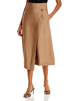 Vince - Asymmetric Wrap Skirt