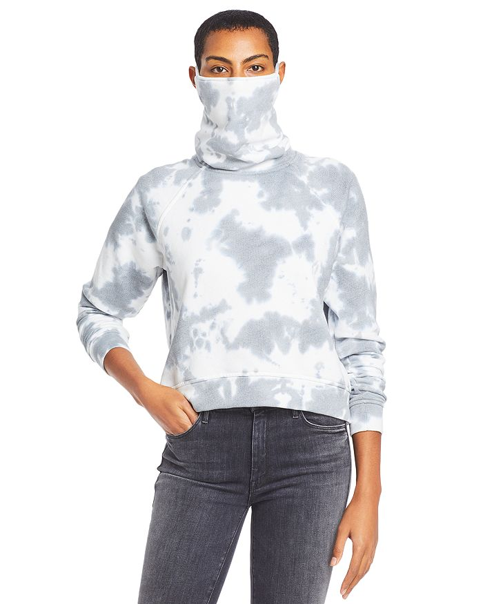 BAM 17 - Bam 17 Crewneck Sweatshirt with Removable Mask