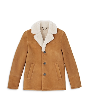 The Kooples Shearling Jacket-Men
