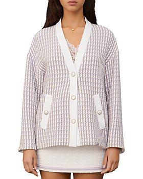 Maje - Vido Tweed Jacket